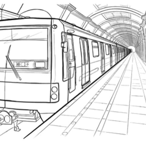طراحی پلتفرم مشترک مترو
